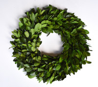 Preserved Laurel Wreath