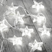 Mini Star Lights - Warm White