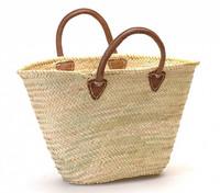French Market Basket Short Handles