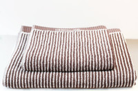 Marimekko Ilta Brown Bath Towel