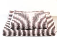 Marimekko Ilta Brown Guest Towel