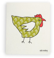 Tapestry Hen Olive