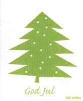 Swedish Christmas Tree Green