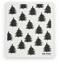 Holiday Trees Black