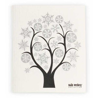 Winter Tree White