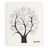 Winter Tree White
