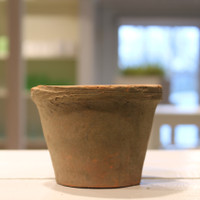 Terracotta Seedling Pot Large