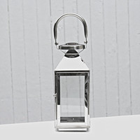 Nickel Plated Steel Lantern