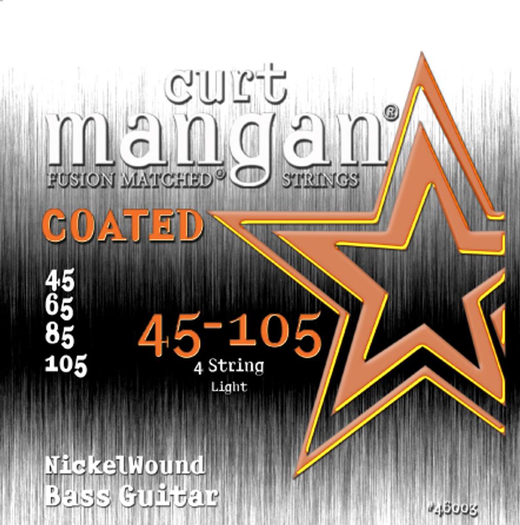 45-105 Nickel Bass Light COATED