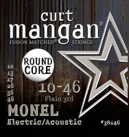 Monel Round Core 10-46 SIX PACK