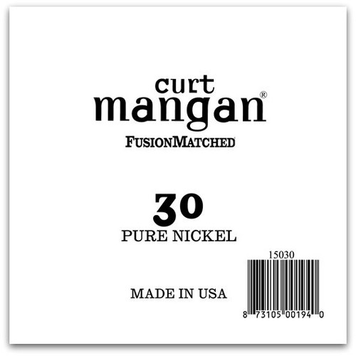 30 Pure Nickel Wound Single String