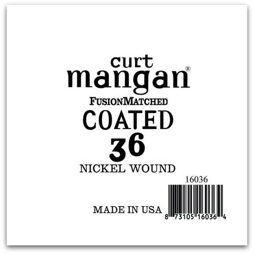 36 Nickel-Plated Steel COATED Single String