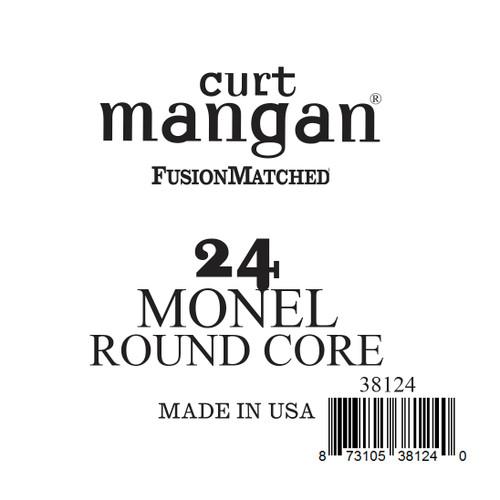 24 Monel ROUND CORE Single String
