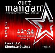 12-54 Med-Light Pure Nickel