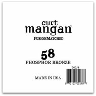 58 PhosPhor Bronze Single String