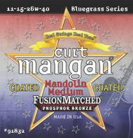 Med Mandolin Coated
