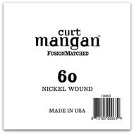 60 Nickel Wound Ball End Single String