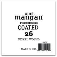 26 Nickel-Plated Steel COATED Single String