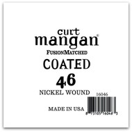 46 Nickel-Plated Steel COATED Single String