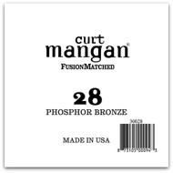 28 PhosPhor Bronze Single String