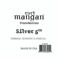 Silver 5th Normal Tension SIngle String