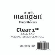 Clear 1st Ball End Normal Tension Single String