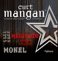 Monel Mandolin Medium 11-40