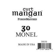 30 Monel Ball End Single String