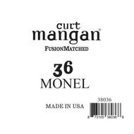 36 Monel Ball End Single String