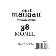 38 Monel Ball End Single String