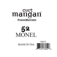 52 Monel Ball End Single String