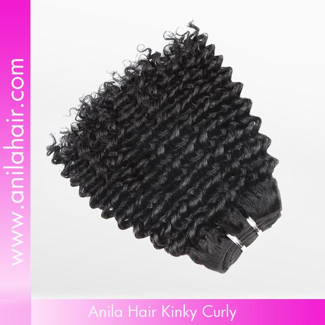 anila hair kinky curly