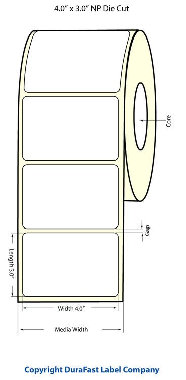 "Epson TM-C3500 4"" x 3"" Chemical Labels"
