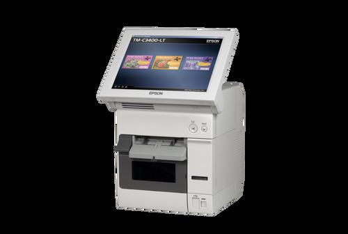 Epson ColorWorks C3400LT Label Terminal (C31CC35011)