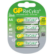 GP Recyko Rechargeable NiMH Battery 2000 mAh AA