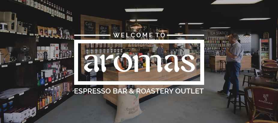 Aromas Espresso Bar