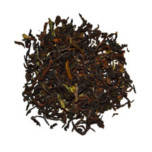 Grown in the foothills of the Himalayas. Often referred to as the Champagne of teas. Clean, light in colour with a light muscatel aftertaste.