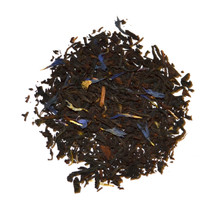 A China blend with the oil of bergamot and blue flower, a popular classic. Ideally served black with lemon.