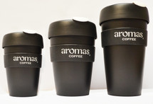 Aromas Keep Cup 8oz - 12oz - 16oz