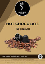 Aromas (Nespresso Machine Compatible) Hot Chocolate Capsules