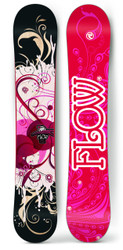 2017 Flow Tula Women's Snowboard All Mountain