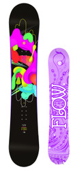 2017 Flow PIXI Women's Snowboard All Mountain