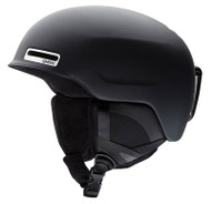 2017 Smith Optics Maze Matte Black Helmet