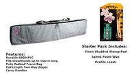 Womens Snowboard Bag/Starter Kit
