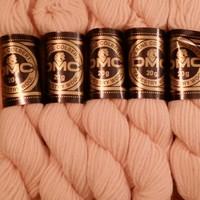 Cream DMC Tapestry Wool Hank 7746 Box of 5