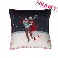 Limited Edition Mini Skaters Cushion