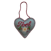 Alpine Mini Noel Spice Heart (DEB)
