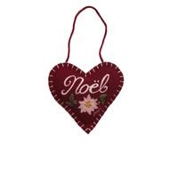 Alpine Mini Noel Spice Heart (Red)