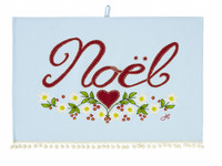 Christmas Noel Tea Towel