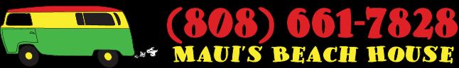 (808)661-7828 Maui's Beach House